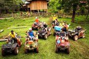 ขับรถ ATV ผจญภัย เชียงใหม่