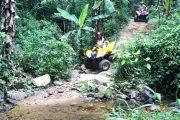 ขับรถ ATV แม่ริม เชียงใหม่