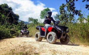 ขับรถ ATV ห้วยตึงเฒ่า เชียงใหม่