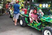 ขับรถ Buggy แม่ริม เชียงใหม่
