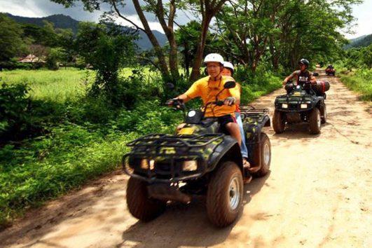 ทัวร์ขับรถ ATV
