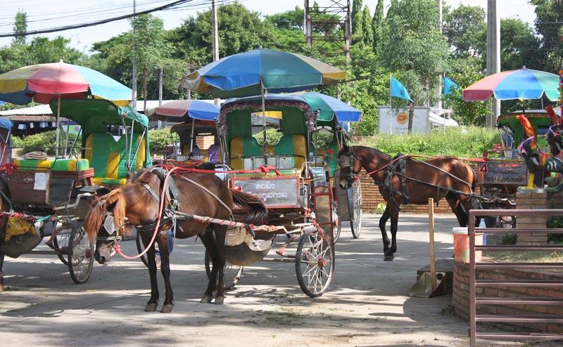 เมืองโบราณเวียงกุมกาม wiang kum kam chiang mai