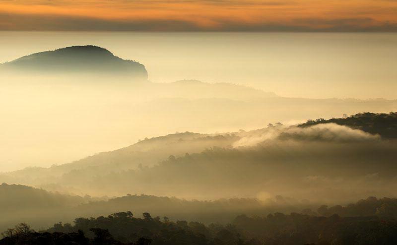 จุดชมวิว ดอยหัวเสือ doi inthanon national park chiang mai