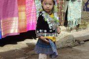 เด็กชาวเขา บนดอยอินทนนท์ doi inthanon national park chiang mai