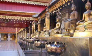 วัดพระธาตุดอยสุเทพ doi suthep temple bhubing palace tour