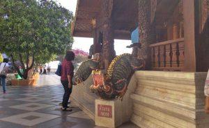 ตัวมอม วัดพระธาตุดอยสุเทพ doi suthep temple hmong village tour