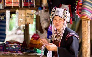 ชาวเขา บ้านม้งดอยปุย doi suthep temple hmong village tour