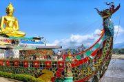 สามเหลี่ยมทองคำ chiang rai white temple one day tour