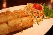 เมนูอาหารค่ำ mae ping river cruise dinner chiang mai