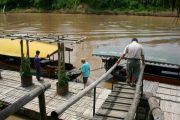 ท่าเรือแม่น้ำปิง วัดชัยมงคล maeping river cruise