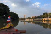 แม่น้ำปิงยามเย็น maeping river cruise