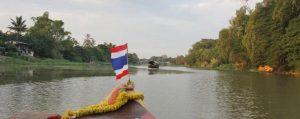ล่องเรือชมแม่น้ำปิง เที่ยวเมืองโบราณเวียงกุมกาม เชียงใหม่