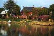 บ้านโบราณริมฝั่งแม่น้ำปิง maeping river cruise