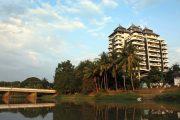 โรงแรมริมฝั่งแม่น้ำปิง maeping river cruise