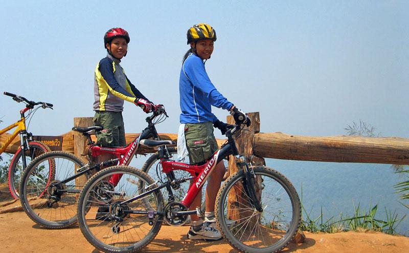 ปั่นจักรยาน ดอยสุเทพ เชียงใหม่