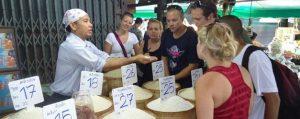 ทัวร์ทำอาหารไทย บรรยากาศในสวนผักออร์แกนิก เชียงใหม่