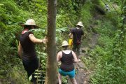 เดินป่า ล่องแพไม้ไผ่ เชียงใหม่