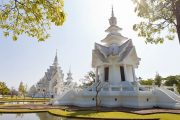 วัดร่องขุ่น เชียงราย chiang rai white temple one day tour