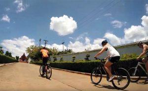 ปั่นจักรยาน เวียงกุมกาม เชียงใหม่