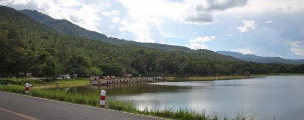 ทัวร์ปั่นจักรยาน ชมวิวทะเลสาบห้วยตึงเฒ่า เชียงใหม่