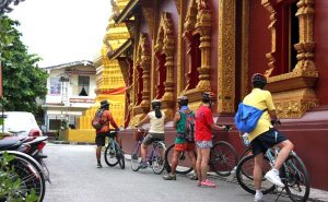 ปั่นจักรยาน ชมเมืองเชียงใหม่