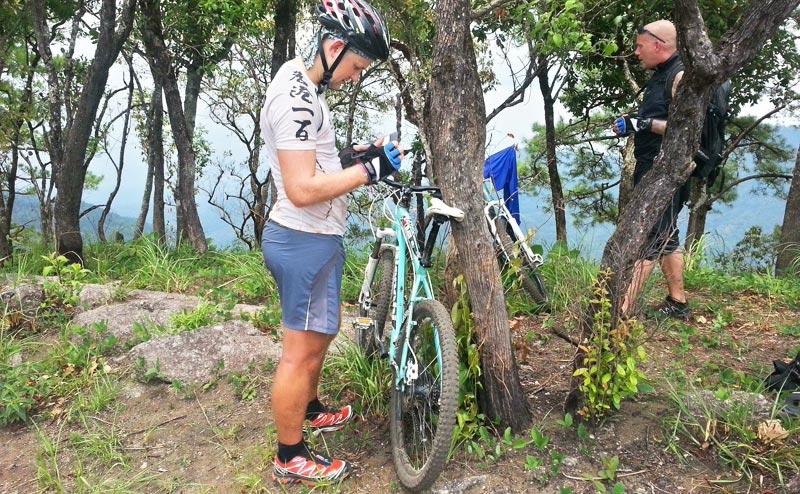 ปั่นจักรยานเสือภูเขา เชียงใหม่