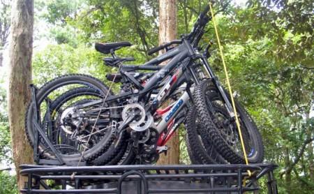 ปั่นจักรยาน เสือภูเขา ขุ่นช่างเคี่ยน ดอยสุเทพ เชียงใหม่